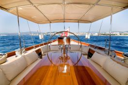 Annagine JOM Sloop 34M Interior 1
