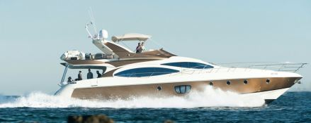 Medusa  Azimut Yachts Open 68S Exterior 1