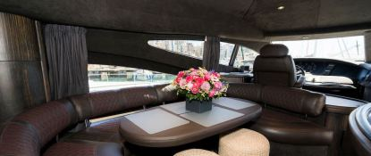 Medusa  Azimut Yachts Open 68S Interior 2