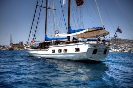 Turkish Delight (Turkish Gulet 25M) Exterior 1