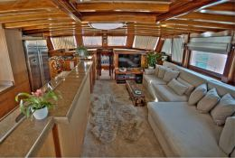 Turkish Delight (Turkish Gulet 25M) Interior 2