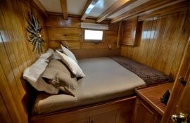 Turkish Delight (Turkish Gulet 25M) Interior 3