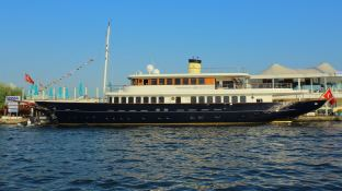 Timeless (ex M&M) Bilgin Yacht  49M Exterior 2