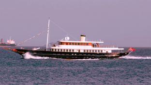 Timeless (ex M&M) Bilgin Yacht  49M Exterior 1