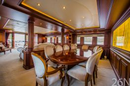 Timeless (ex M&M) Bilgin Yacht  49M Interior 3