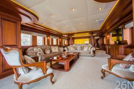 Timeless (ex M&M) Bilgin Yacht 49M Interior 4
