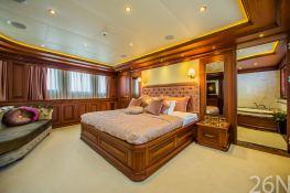 Timeless (ex M&M) Bilgin Yacht  49M Interior 8