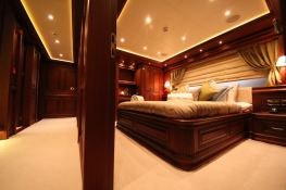 Timeless (ex M&M) Bilgin Yacht  49M Interior 6