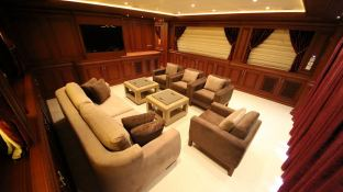 Timeless (ex M&M) Bilgin Yacht  49M Interior 7