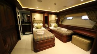 Timeless (ex M&M) Bilgin Yacht  49M Interior 10