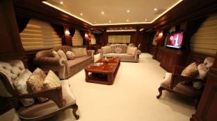 Timeless (ex M&M) Bilgin Yacht 49M Interior 5