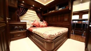 Timeless (ex M&M) Bilgin Yacht  49M Interior 9