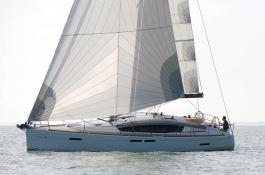 Sun Odyssey 44DS Jeanneau Exterior 2