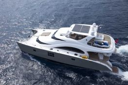 Forever Sunreef Catamaran Power 60' Exterior 2