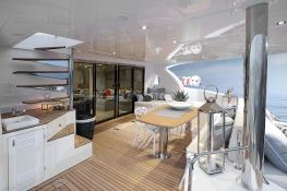 Forever Sunreef Catamaran Power 60' Interior 3