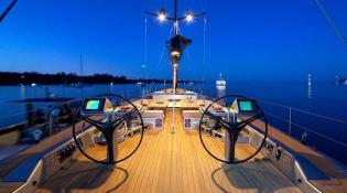 Dark Shadow  Wally Yacht 100' Exterior 4