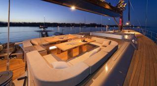 Dark Shadow  Wally Yacht 100' Exterior 5