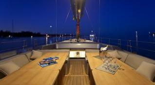 Dark Shadow  Wally Yacht 100' Exterior 6
