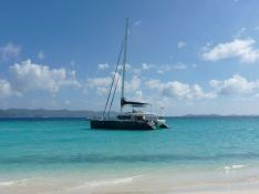 Sail 62' Sunreef Catamaran Exterior 1