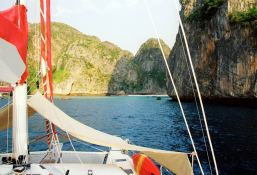 Blaze II Sunreef Catamaran Sail 62' Exterior 5