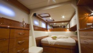 Blaze II Sunreef Catamaran Sail 62' Interior 11