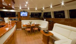 Blaze II  Sunreef Catamaran Sail 62' Interior 8