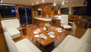 Blaze II Sunreef Catamaran Sail 62' Interior 7