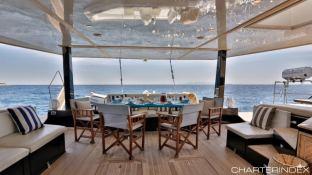 Anassa Sunreef Catamaran Sail 62' Exterior 2