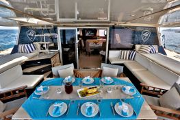 Anassa  Sunreef Catamaran Sail 62' Exterior 3