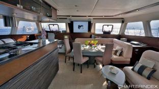 Anassa Sunreef Catamaran Sail 62' Interior 4