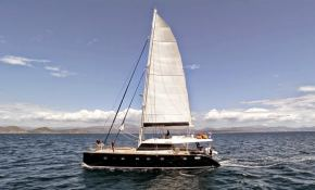 Anassa  Sunreef Catamaran Sail 62' Exterior 1