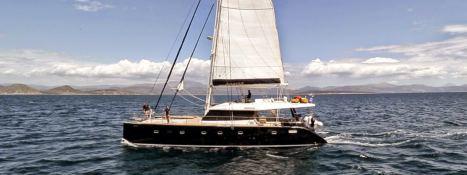 Argonauta V  Sunreef Catamaran Sail 62' Exterior 1