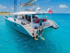Dolce Vita  Sunreef Catamaran Sail 62' Exterior 7