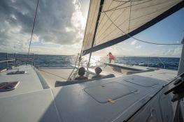 Dolce Vita  Sunreef Catamaran Sail 62' Exterior 8
