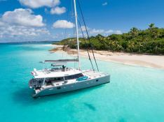 Dolce Vita  Sunreef Catamaran Sail 62' Exterior 1