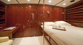 PK Boo II (ex Chrismi II) Trehard Marine Yacht 27M Interior 0