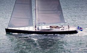 Inukshuk  Baltic Yacht 107' Exterior 2
