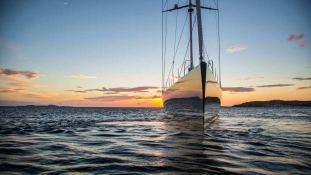 Inukshuk  Baltic Yacht 107' Exterior 4