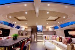 Inukshuk Baltic Yacht 107' Interior 4