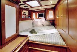 Shamoun  Jachtwerf Klaassen Sloop 33M Interior 4