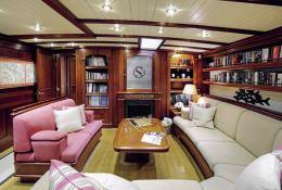 Shamoun Jachtwerf Klaassen Sloop 33M Interior 1