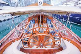 Shamoun  Jachtwerf Klaassen Sloop 33M Exterior 4