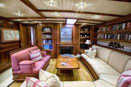 Shamoun  Jachtwerf Klaassen Sloop 33M Interior 5