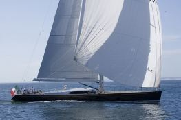 Far and Wide  Southern Wind Sloop 100' Exterior 3