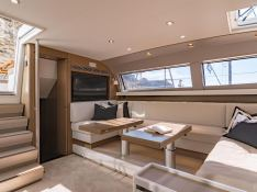 Neyina  CNB Sloop 76' Interior 6