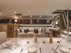 Neyina CNB Sloop 76' Interior 7