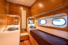 Seawide  Pruva Yacht 80 Interior 7