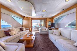 Seawide  Pruva Yacht 80 Interior 10