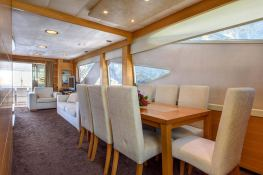 Seawide  Pruva Yacht 80 Interior 12