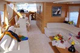 Seawide  Pruva Yacht 80 Interior 3